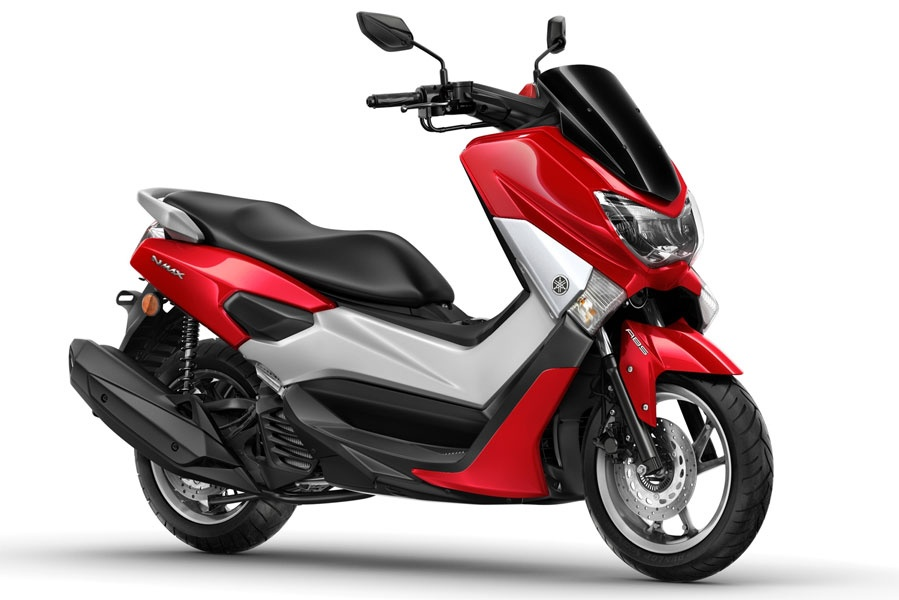 scooter yamaha nmax 125 prix disponibilite hd